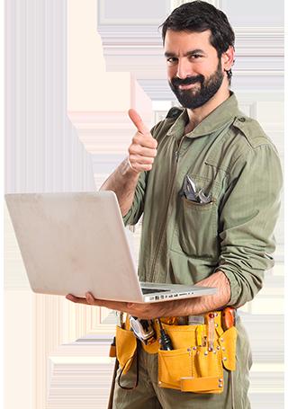 اعزام کارشناس برای تعمیر کامپیوتر